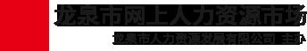 龙泉市网上人力资源市场